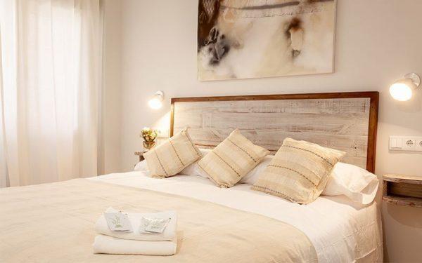 habitacion doble Hotel Prada Gijon